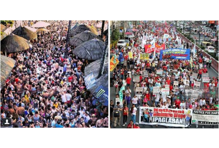 ​The Two Faces of Labor Day In The Philippines