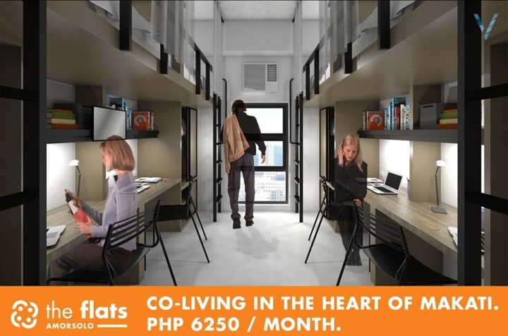 No More Long And Tiring Commutes For Young Urban Professionals – Introducing The Flats at Amorsolo: RedefiningCo-Living