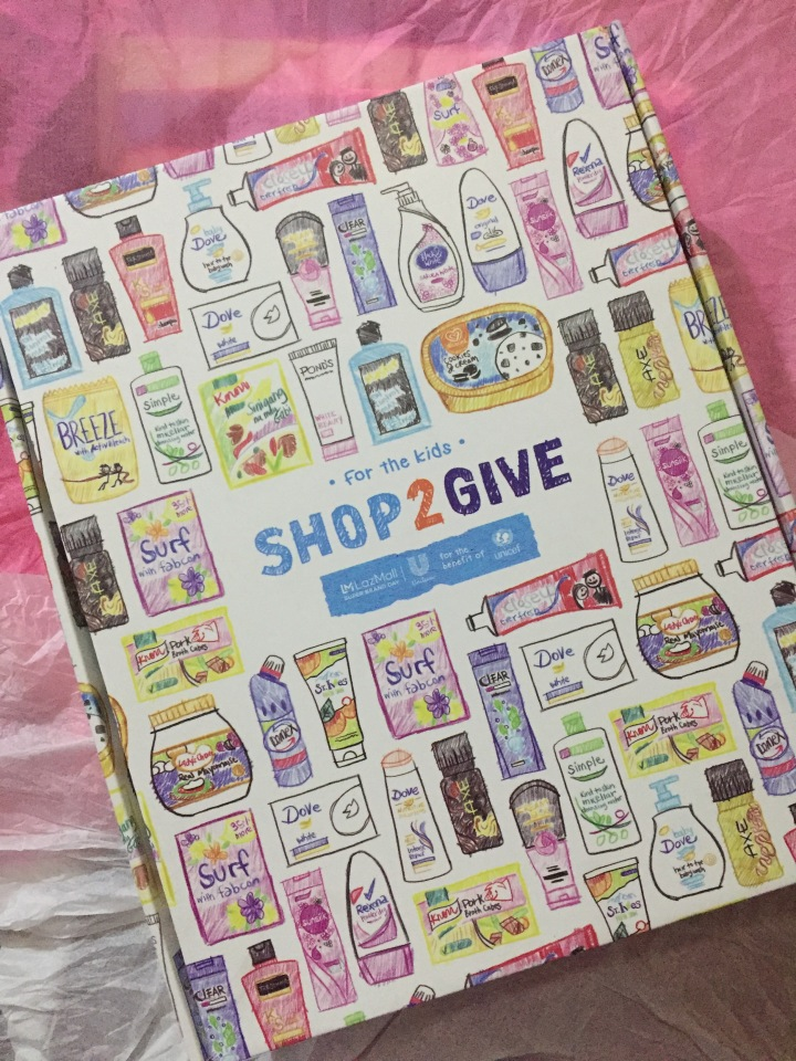 Shop 2 Give: 24 Hours of Shopping Huge Discounts For The Benefit of The Kids of Unicef (Oct17)